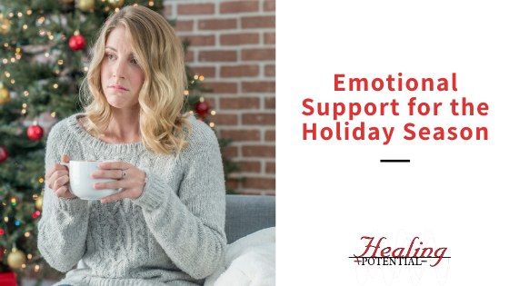 Emotional Support For The Holiday Season