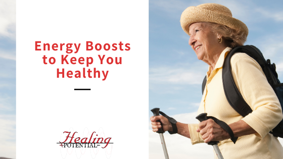 Energy Boosts To Keep You Healthy